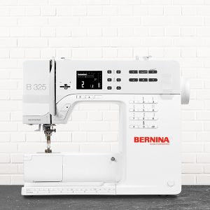 Bernina B325 US Sewing and Vacuum - Call us for best price for BERNINA Sewing Machines!