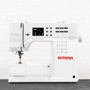 Bernina B335 US Sewing and Vacuum - Call us for best price for BERNINA Sewing Machines!