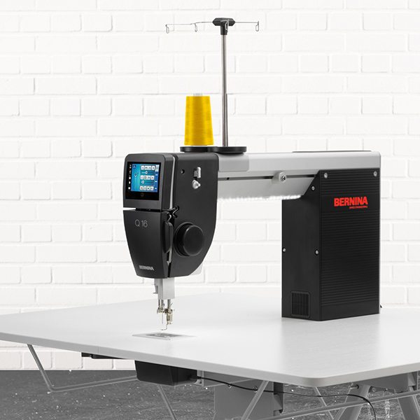 Bernina Q16 US Sewing and Vacuum - Call us for best price for BERNINA Sewing Machines!